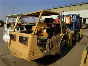 Fermel UV60 Utility Vehicle - ON AUCTION