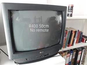 50 cm LG TV for sale