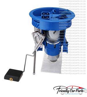 Blue RH Side Fuel Pump Assembly Module For BMW 318i 320i 323i 325i 328i M3