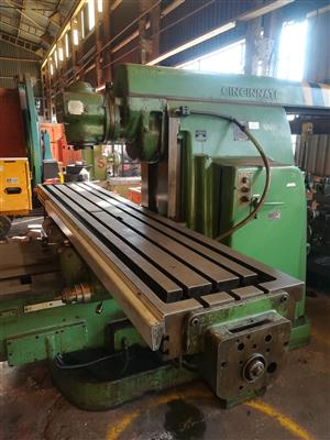 Large size milling machine for sale