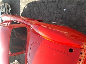 MGA Coupe Mk2 1622cc project