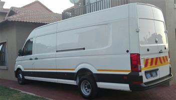 Sprinter for hire