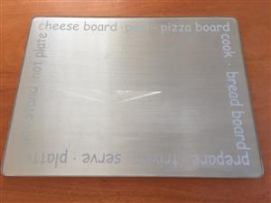 All purpose cutting, cheese, bread, chopping, pizza and all round board for the kitchen!