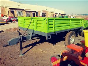 2 and 5 Ton Tipper Trailer