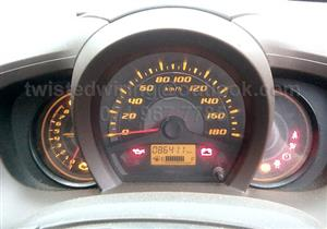 Honda Brio Instrument Cluster Speedo Clocks 2012 to 2016