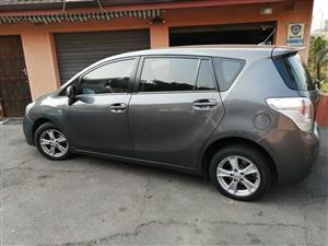 2010 Toyota Corolla Verso 160 SX
