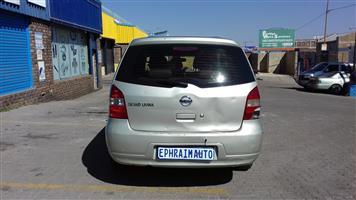 2008 Nissan Livina 1.6 Acenta