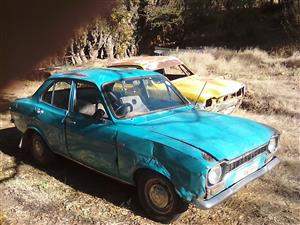 Sale mark 1 escort mexico for 1973 Ford