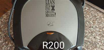 Lean Mean fat machine