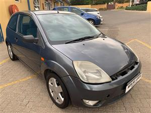 2004 Ford Fiesta 1.4 5 door Ambiente