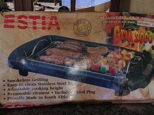Estia grill brand new 4 sale