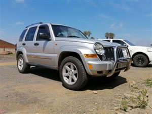2006 Jeep Cherokee 3.7L Sport