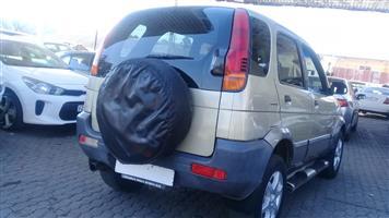 2001 Daihatsu Terios 1.3