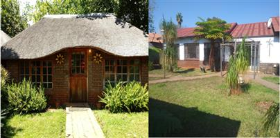 4 BEDROOM HOUSE FOR R7200 & BACHELOR FLAT TO LET AT WOLMER FOR R3250.