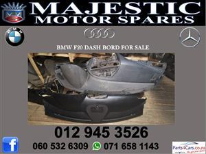 Bmw F20 dashboard for sale