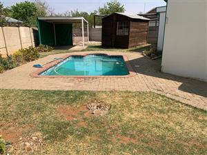 Affordable - ultra spacious 2 bedroom unit in complex of 2 units - Wilgehof - R6900pm with pre-paid electricity and pre-paid Water .