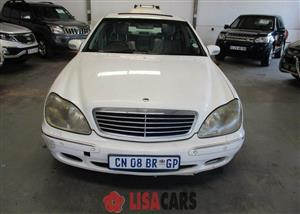 2000 Mercedes Benz 230 GE