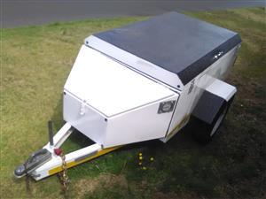 Jurgens Impi trailer