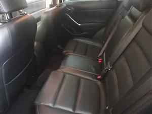 2016 Mazda CX-5 2.2DE AKERA A/T AWD