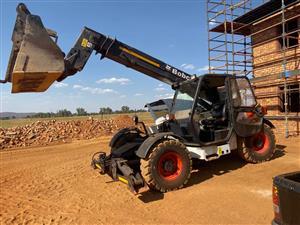 Bobcat T40140 telescopic handler for sale