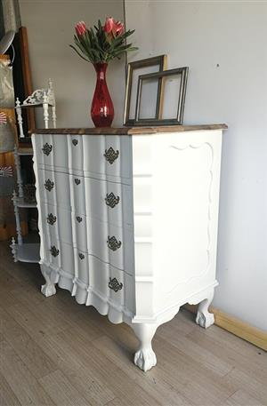 REvamped Ball and Claw Drawers