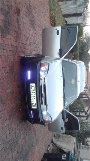 2003 Ford Bantam 1.3i