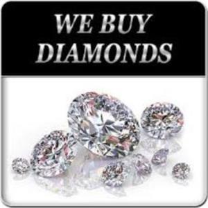 We Buy Loose Diamonds