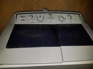 13kg defy twinmaid twintub washing machine