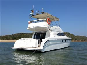 Motorized Yacht for Sale