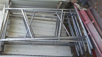 Galvanized Scaffolding for sale
