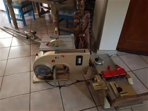 Emco Star 6-in-1 Woodworking machine