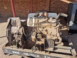 4.5 Liter John Deere Engine