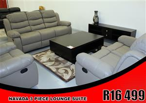 LOUNGE SUITE BRAND NEW NAVADA FOR ONLY R16 499 !!!!!!!!!