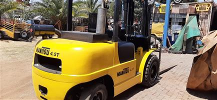 Manito forklift for sale