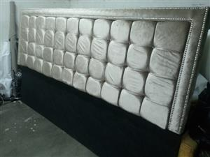Headboards made to size for adults and kids
