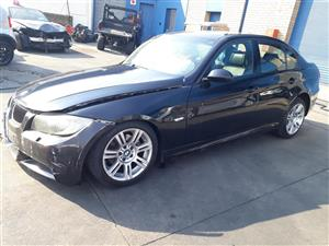 2006 BMW 3 Series 320d M Performance Edition sports auto Accident Damaged