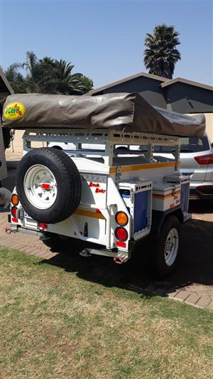 2005 Venter Bushbaby with Roof Top Tent