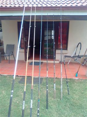 Fishing rods for sale R300 ALL
