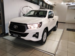 2019 Toyota Hilux Xtra cab HILUX 2.8 GD 6 RB RAIDER 4X4 P/U E/CAB A/T