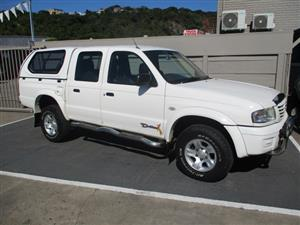 2006 Mazda Drifter X 2500TD double cab