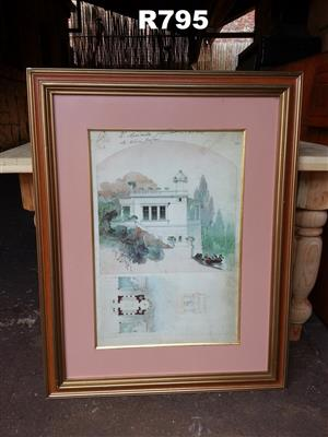 Classic Framed Mevaille Print (795x1015)