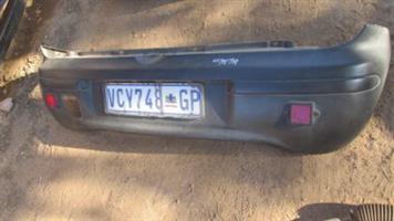 2009 Tata indica rear bumper for sale