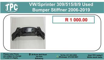 Vw / Sprinter 309/515/8/9 Used Bumper stiffner 2006-2019 For Sale.