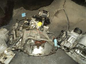 TOYOTA 2E 4SPD GEARBOX R750 *SPECIAL*