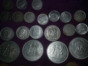Stamps, Coins and Notes in Free State | Junk Mail