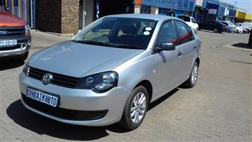 2013 VW Polo Vivo sedan 1.4 Trendline auto