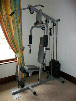 Gym for sale to swap