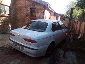 2000 Alfa Romeo 156 2.0 Twin Spark Veloce Ti