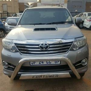 2015 Toyota Fortuner 3.0D 4D 4x4 Limited auto