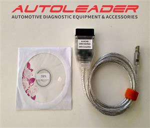 BMW USB OBD K Dcan-Diagnostic INPA DIS SSS NCS Coding-ISTA MHD Flash